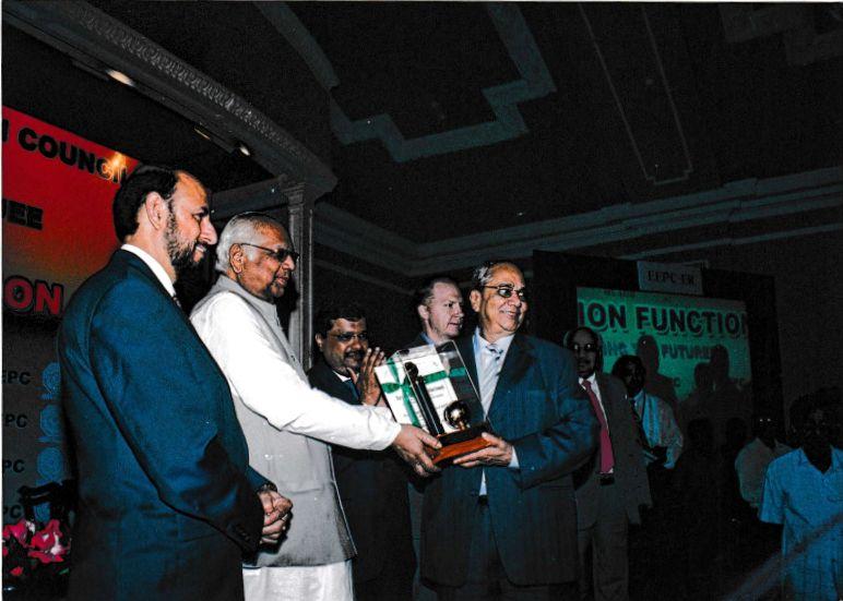 Award Photograph